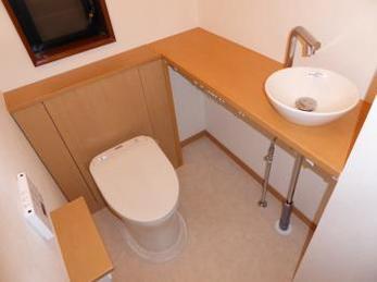 収納スペースを改善し、スッキリとした空間へうまれかわりました!