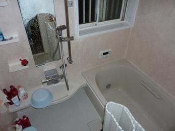 機能的で快適な浴室に!