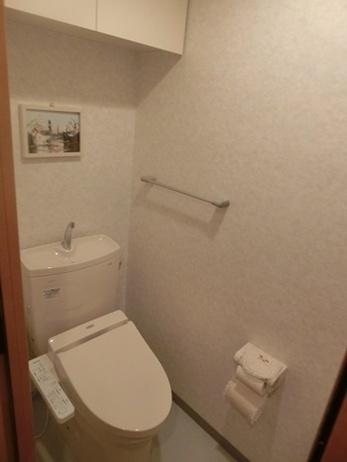 節水性とシンプルな機能性をもったトイレに!